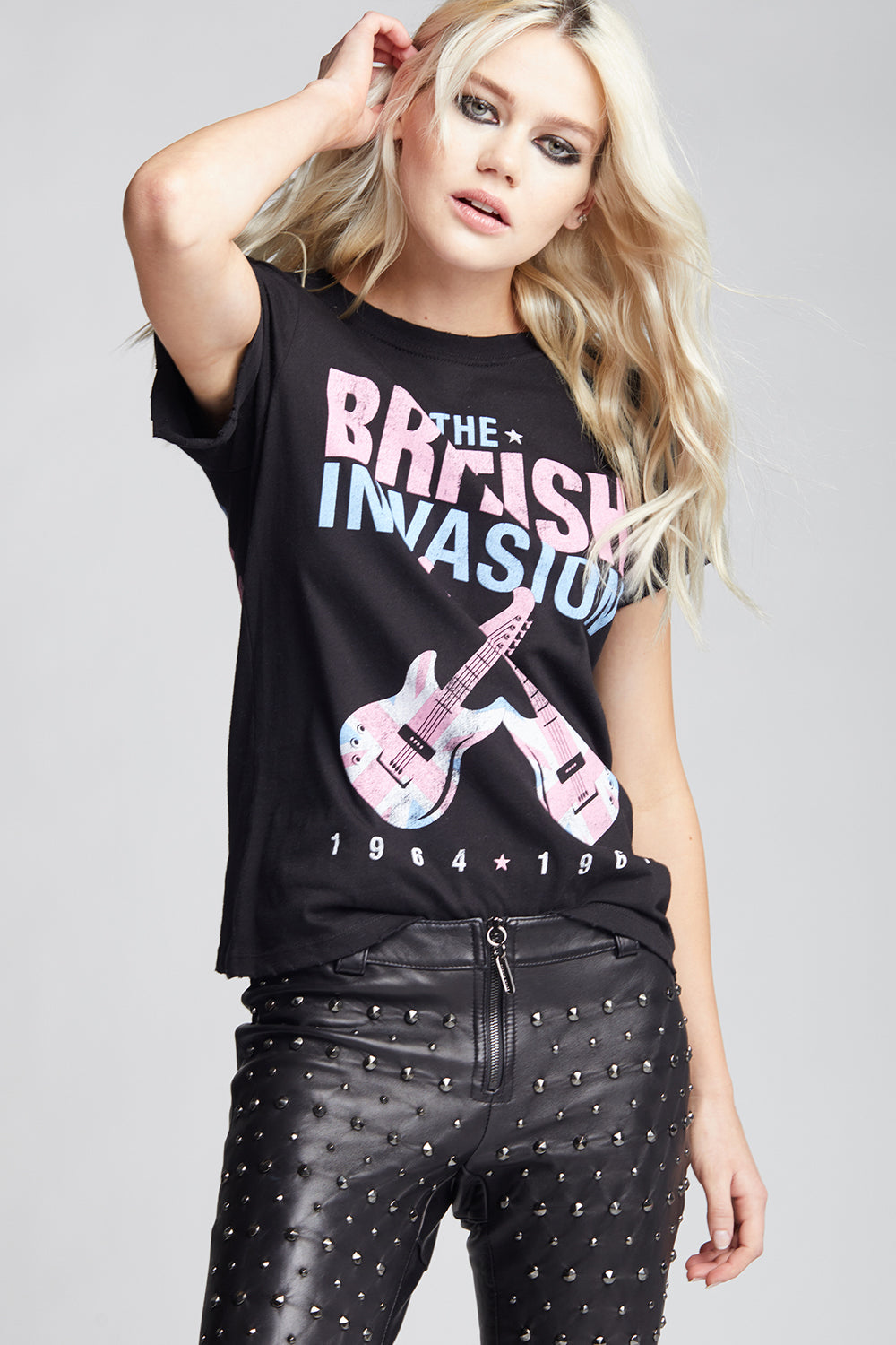 British Invasion Band Tee