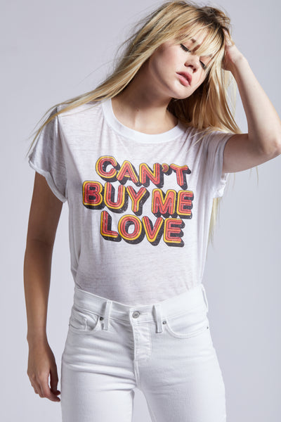 Lennon + McCartney Vintage Lyric Tee