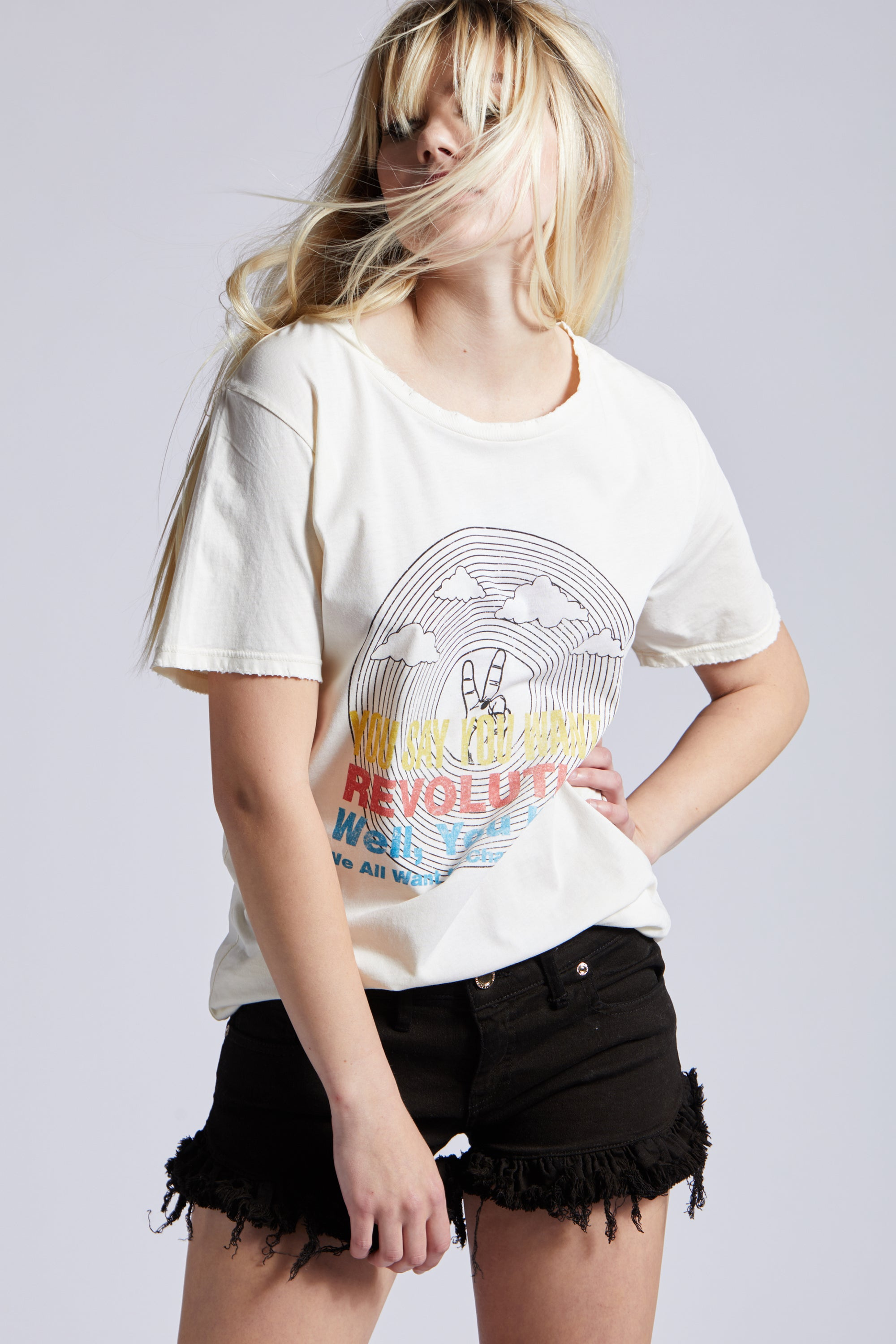 Lennon & McCartney Revolution Tee
