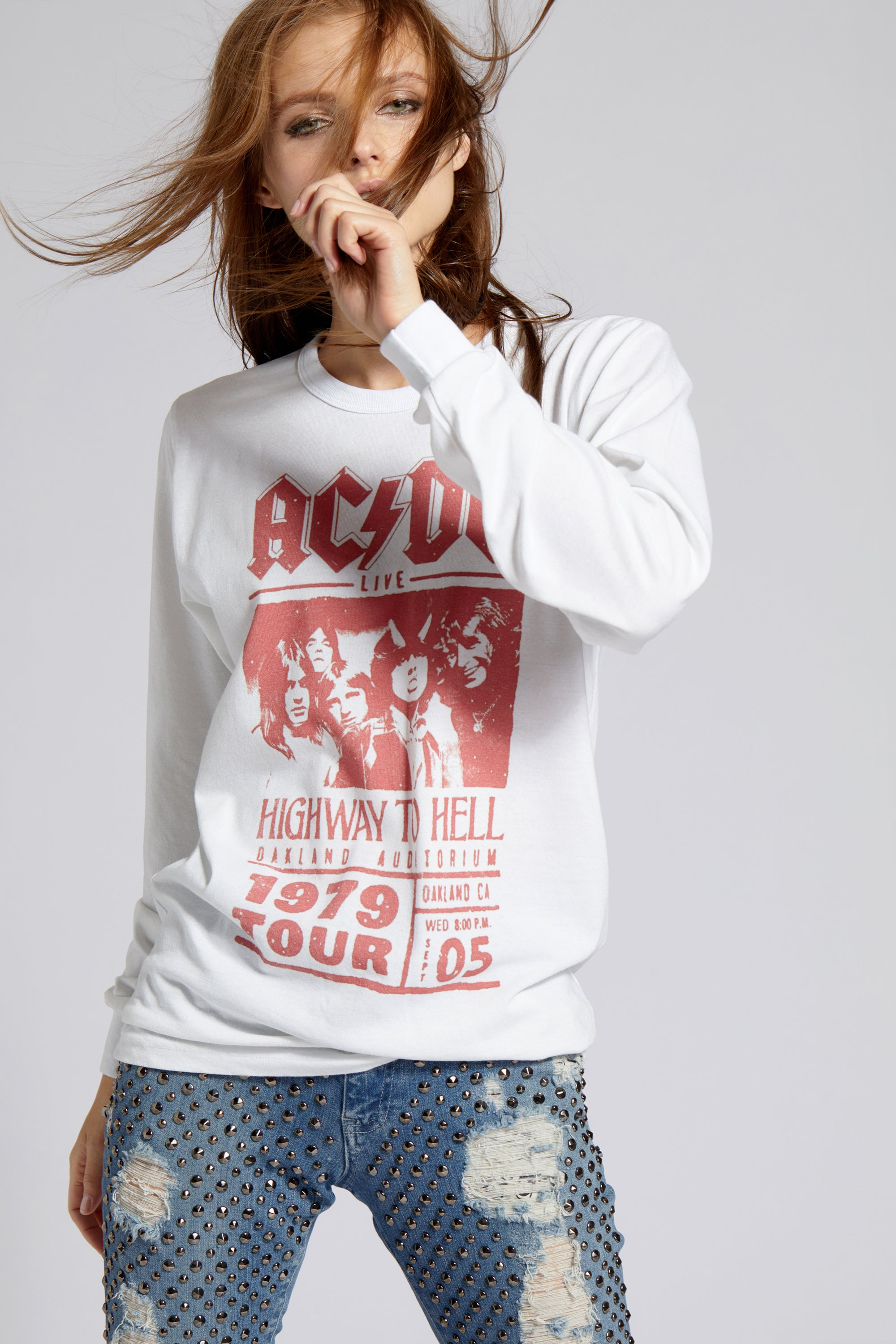 ACDC 1979 Sustainable Long Sleeve