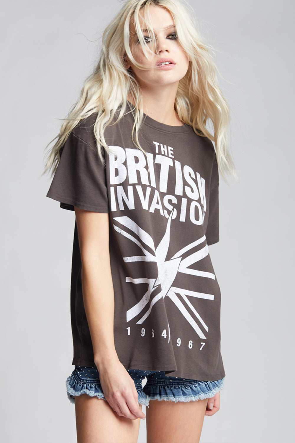 1967 British Invasion Tour Tee