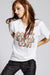 Lennon + McCartney Lyrics Sustainable Tee