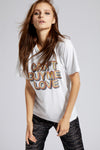 Beatles Lyrics Sustainable Tee