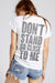 The Police - Don't Stand So Close to Me Tee