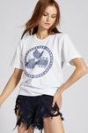 Woodstock 3 Days of Peace Sustainable Tee
