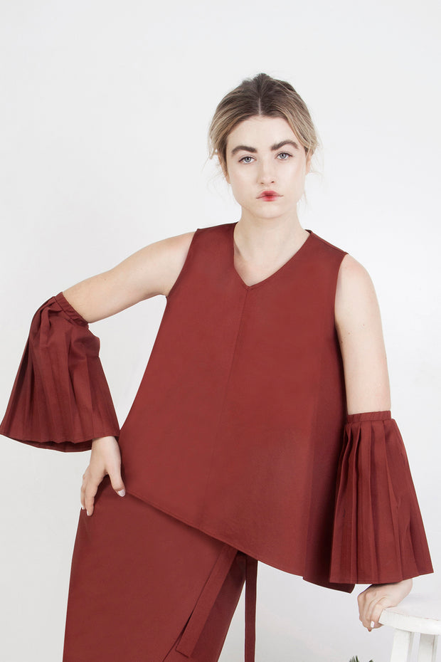 Marrakesh Asymmetrical Top