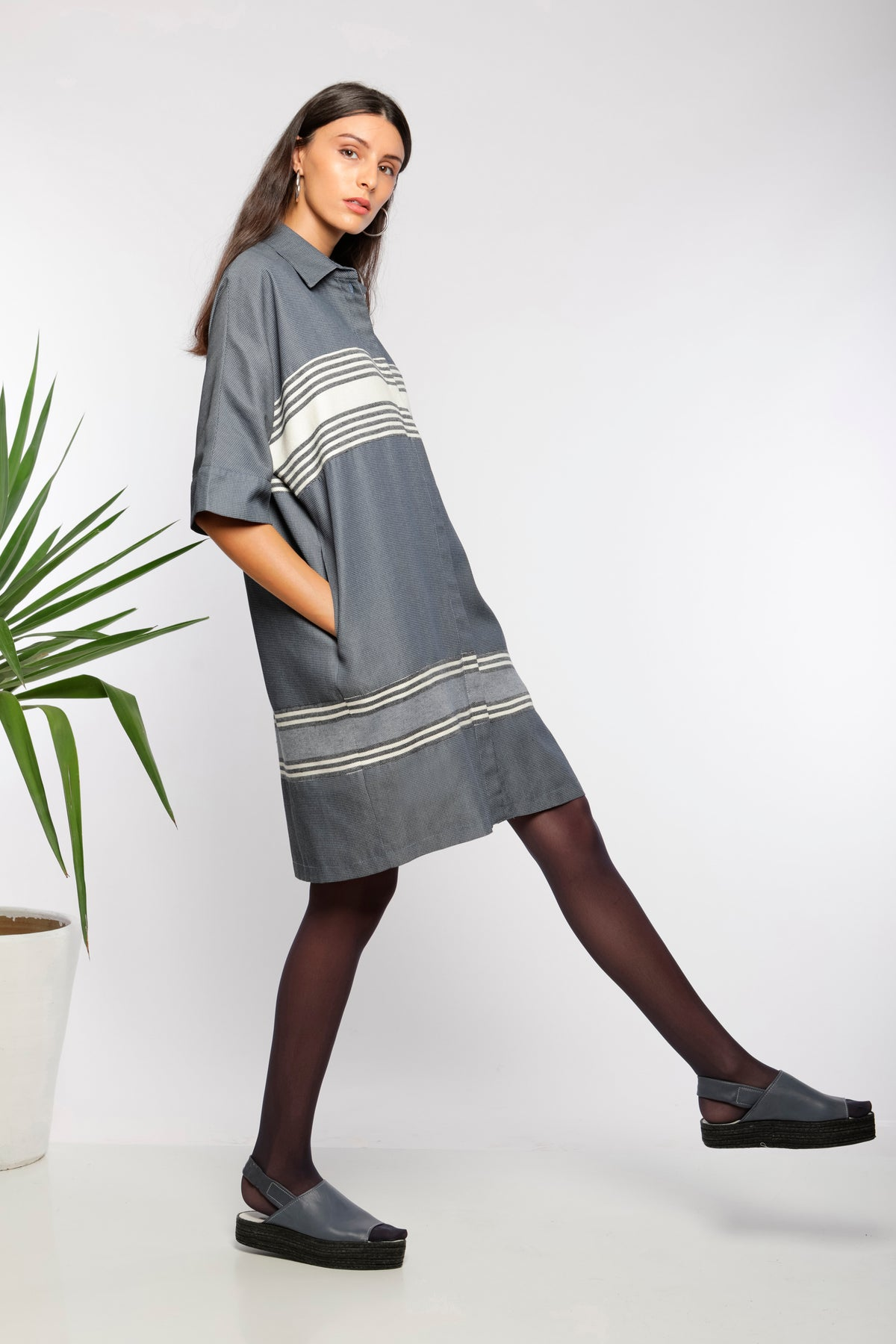 Mia shirt dress