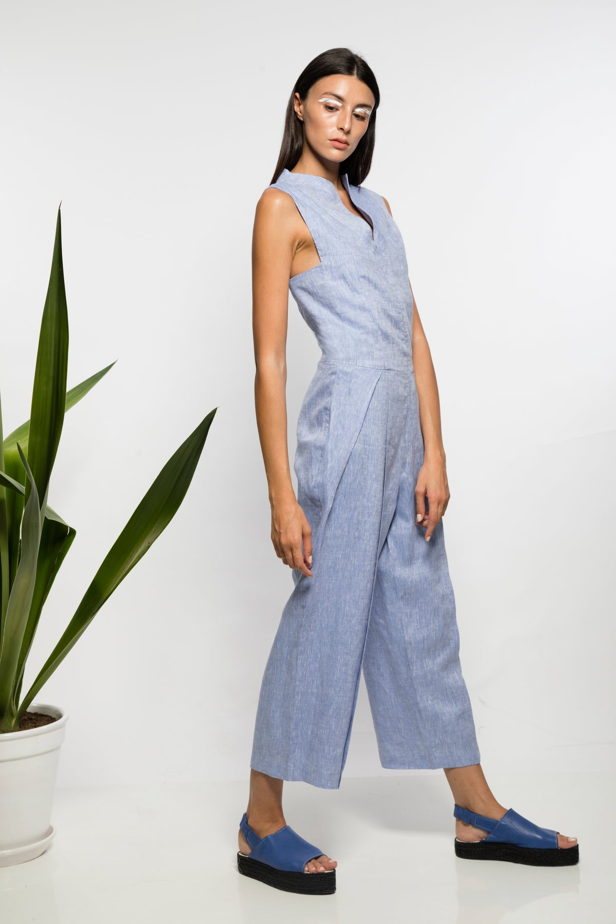 Summer day in Tunis jumpsuit