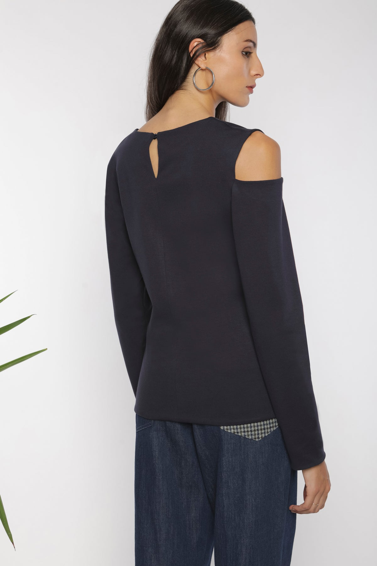 Wink knit top