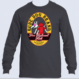 Fire Hydrant Red Long Sleeve
