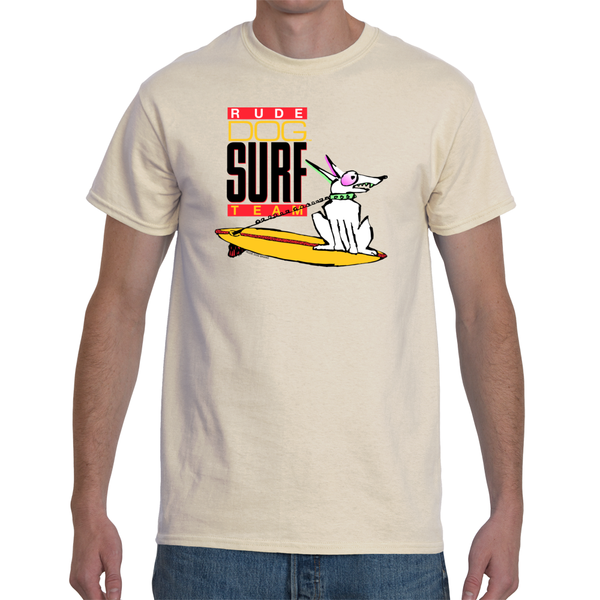 Rude Dog Surf Team