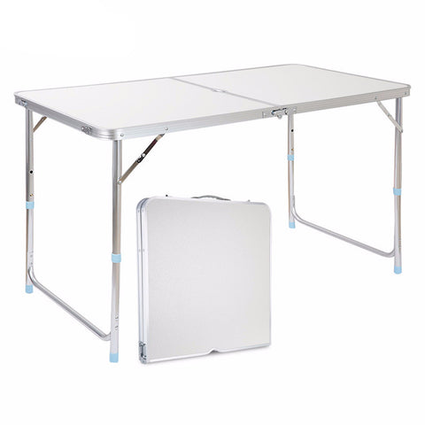 Aluminum Folding Camp Table