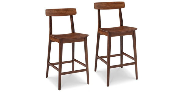 Currant Exotic Counter Stool