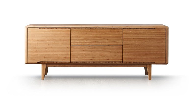 Currant Sideboard / Media Cabinet Caramelized