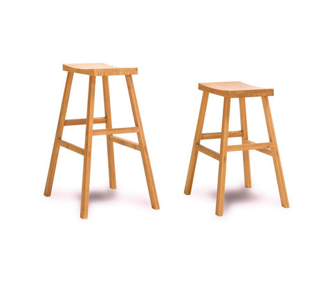 Erica Caramelized Counter Stool