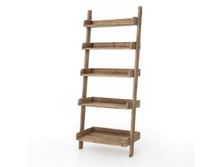 Henshaw Leaning Bookcase