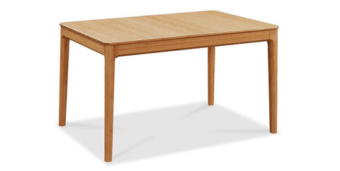 Mija Dining Table Caramelized