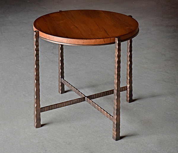 Nash Round End table