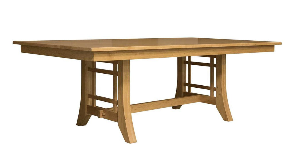 Simplicity Trestle Table