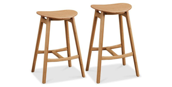 Skol Carmelized Counter Stool