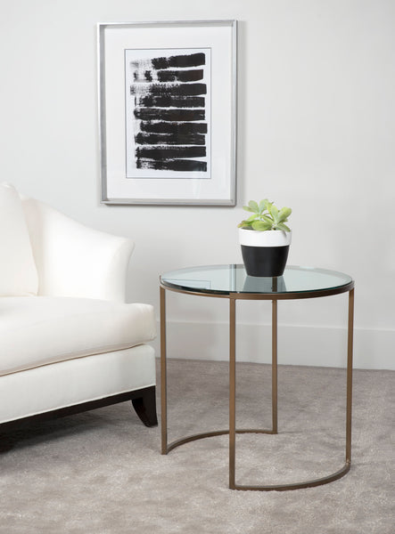 Taylor Round End table