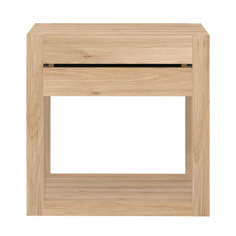 Oak Azure Bedside Table