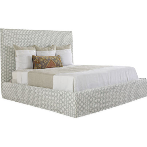 Lee Industries C16-66HM Slipcovered Bed
