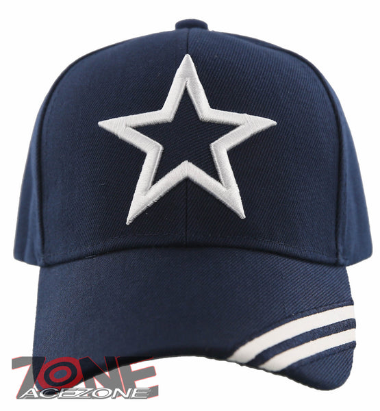 super popular b6ac2 8c7d3 ... discount code for texas dallas star side line cap hat navy 3d5b7 bb136