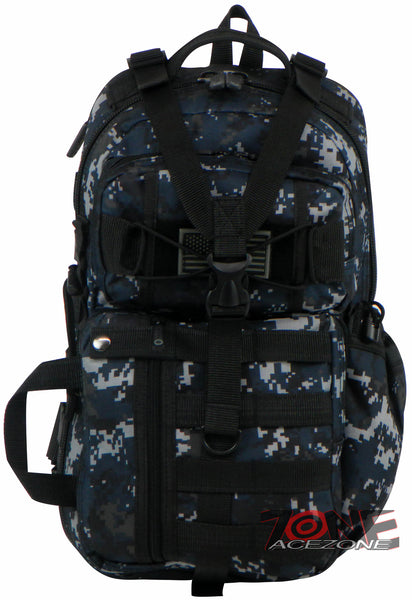 2e69c55828 East West USA Tactical Assault Sling Shoulder Cross One Strap RTC525 NAVY  ACU