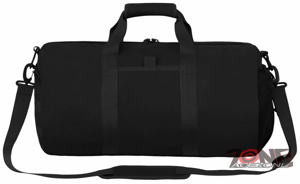 13b0b0274c5f East West USA Tactical Molle Military Round Duffel Bag RTD703M BLACK ...