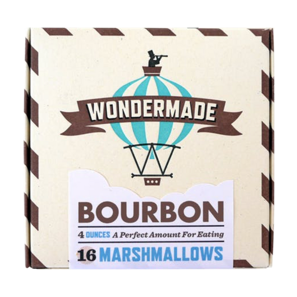 Open Me When and Wondermade Marshmallows