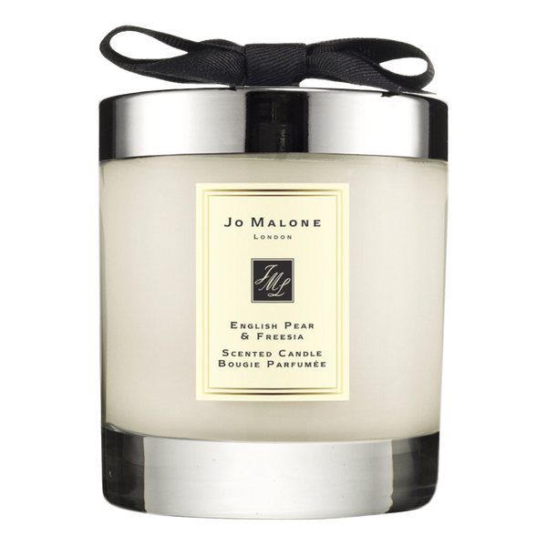 Open Me When and Jo Malone Candle