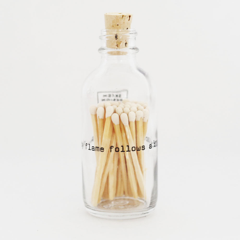 Apothecary Bottle Matches