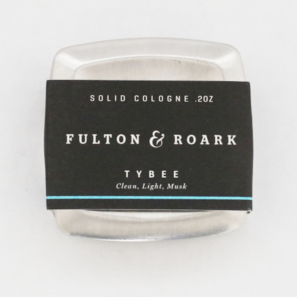 Fulton and Roark Tybee Square Solid Cologne