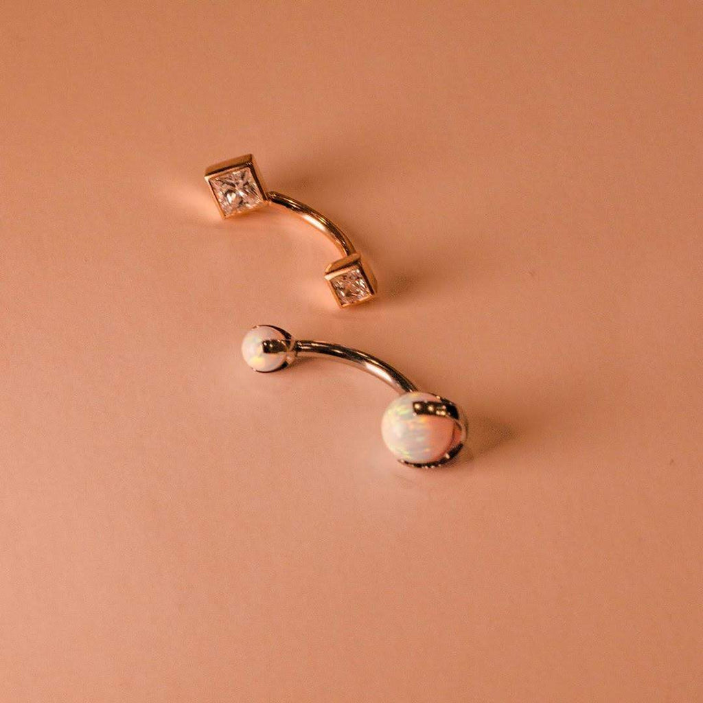 Belly Button Rings Types Of Body Jewelry For Your Navel Piercing