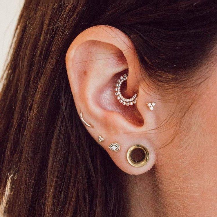 How to Plan Your Curated Ear Piercings