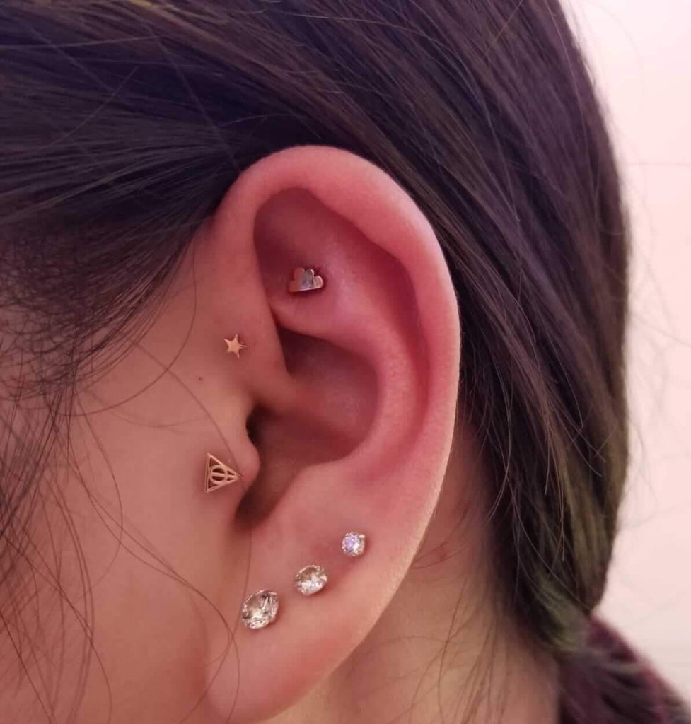 Rook Piercing Q&A: Everything You Need To Know