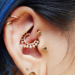 What are the Most Painful Ear Piercings?