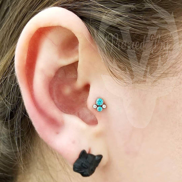 Your Ultimate Guide To Tragus Piercings Pierced