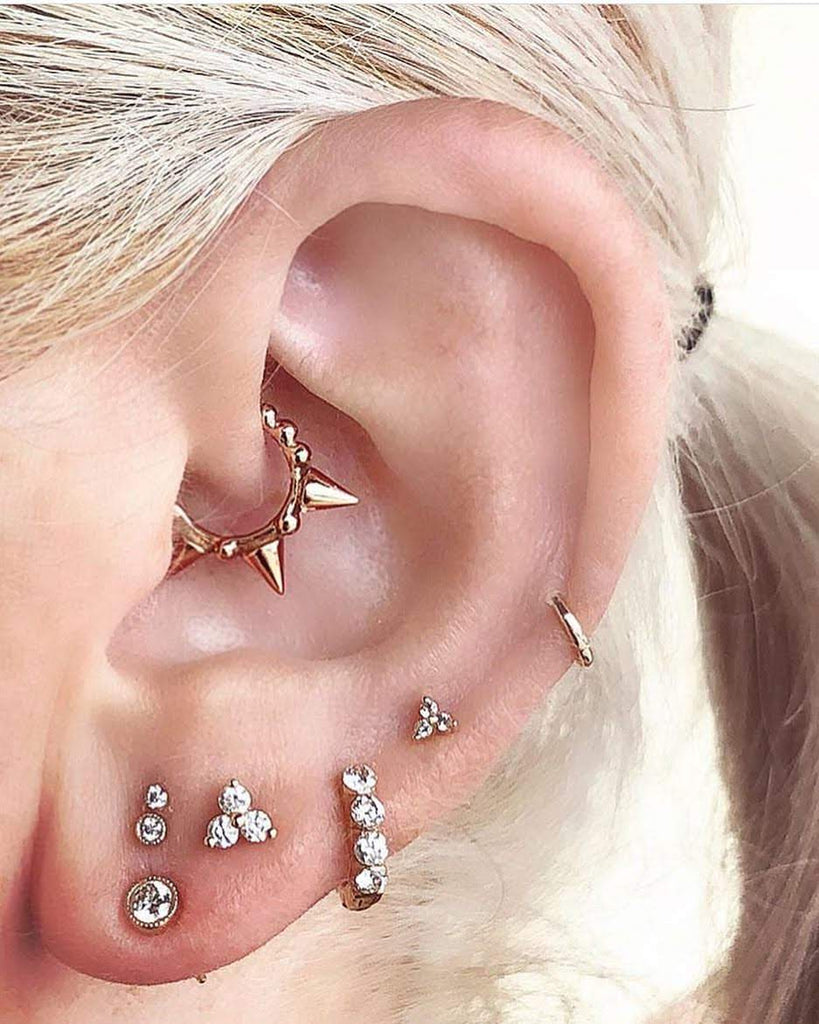 The Complete Guide To Body Piercing Pierced