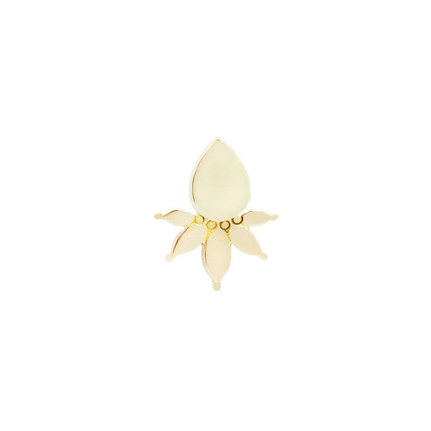 Lavish in 14k Yellow Gold by Buddha Jewelry