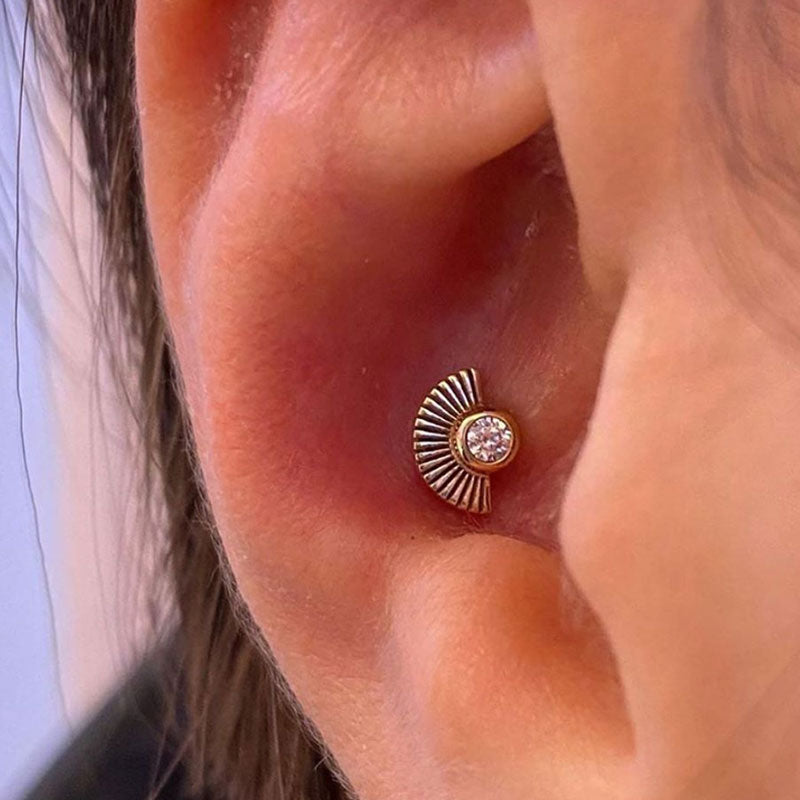1 Conch Piercing in Mississauga