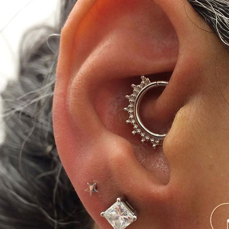 Daith Piercing in Mississauga