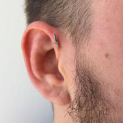 Forward Helix Piercing in Mississauga