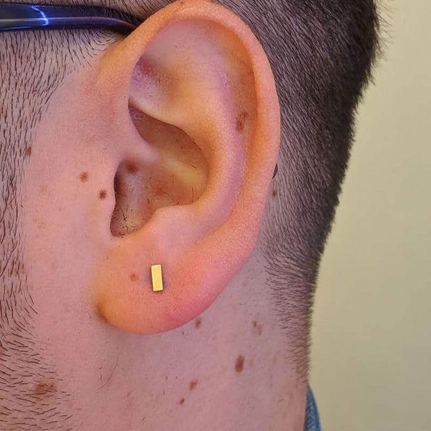 3 Ear Lobe Piercings in Newmarket