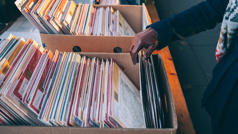 How to Maintain Your Vinyl Records