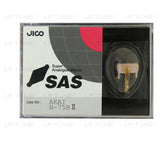 JICO SAS replacement Akai N-75B/II stylus in packaging