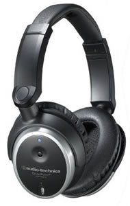 Audio-Technica ATH-ANC7b QuietPoint Noise Cancelling Headphones