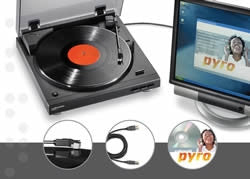 Audio-Technica AT-LP2D-USB Turntable Recording System Improved by LP Tunes