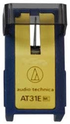 Audio-Technica stylus for Audio-Technica AT-31E AT31E cartridge